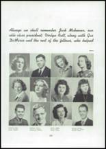 1945 Mason City High School Yearbook Page 40 & 41