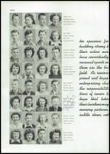 1945 Mason City High School Yearbook Page 46 & 47
