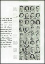 1945 Mason City High School Yearbook Page 50 & 51
