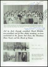 1945 Mason City High School Yearbook Page 52 & 53