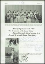 1945 Mason City High School Yearbook Page 54 & 55