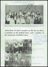 1945 Mason City High School Yearbook Page 56 & 57