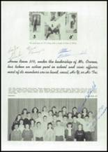 1945 Mason City High School Yearbook Page 60 & 61
