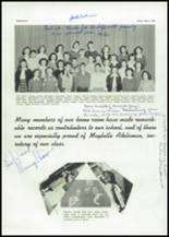 1945 Mason City High School Yearbook Page 62 & 63