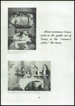 1945 Mason City High School Yearbook Page 66 & 67