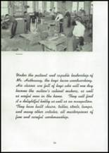 1945 Mason City High School Yearbook Page 68 & 69