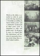 1945 Mason City High School Yearbook Page 70 & 71