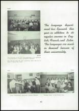 1945 Mason City High School Yearbook Page 72 & 73