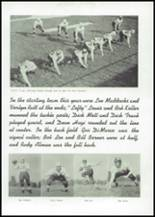 1945 Mason City High School Yearbook Page 88 & 89