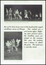 1945 Mason City High School Yearbook Page 90 & 91