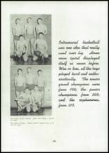 1945 Mason City High School Yearbook Page 98 & 99