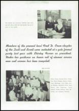 1945 Mason City High School Yearbook Page 104 & 105
