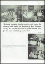 1945 Mason City High School Yearbook Page 106 & 107