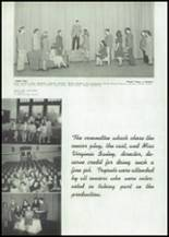 1945 Mason City High School Yearbook Page 110 & 111
