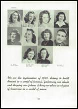 1945 Mason City High School Yearbook Page 144 & 145