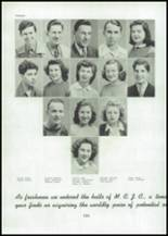 1945 Mason City High School Yearbook Page 146 & 147