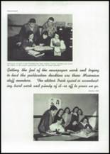 1945 Mason City High School Yearbook Page 148 & 149