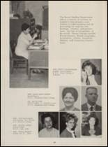 1968 Dollarway High School Yearbook Page 24 & 25
