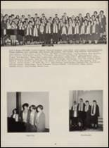 1968 Dollarway High School Yearbook Page 42 & 43