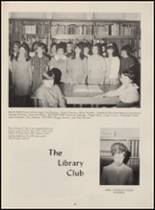 1968 Dollarway High School Yearbook Page 50 & 51
