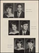 1968 Dollarway High School Yearbook Page 98 & 99