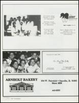 1997 Danville High School Yearbook Page 202 & 203