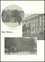 1956 Williamsport High School (closed) Yearbook Page 12 & 13