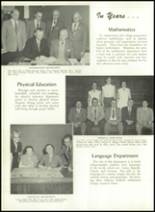 1956 Williamsport High School (closed) Yearbook Page 18 & 19