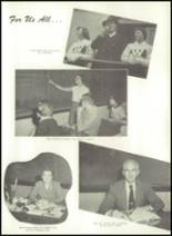 1956 Williamsport High School (closed) Yearbook Page 22 & 23