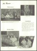 1956 Williamsport High School (closed) Yearbook Page 24 & 25