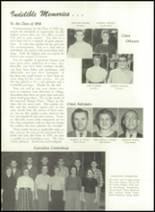 1956 Williamsport High School (closed) Yearbook Page 28 & 29