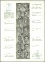 1956 Williamsport High School (closed) Yearbook Page 30 & 31