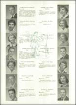 1956 Williamsport High School (closed) Yearbook Page 32 & 33