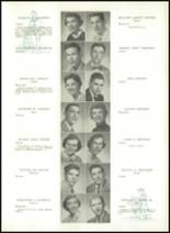 1956 Williamsport High School (closed) Yearbook Page 34 & 35