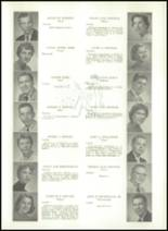 1956 Williamsport High School (closed) Yearbook Page 36 & 37