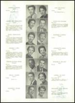1956 Williamsport High School (closed) Yearbook Page 38 & 39