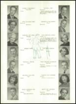 1956 Williamsport High School (closed) Yearbook Page 40 & 41