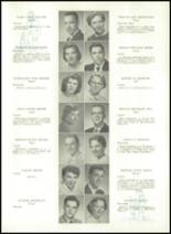 1956 Williamsport High School (closed) Yearbook Page 42 & 43