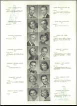 1956 Williamsport High School (closed) Yearbook Page 46 & 47