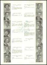 1956 Williamsport High School (closed) Yearbook Page 48 & 49