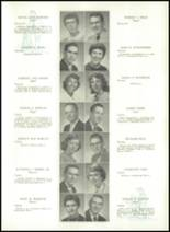1956 Williamsport High School (closed) Yearbook Page 50 & 51
