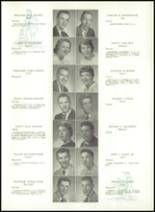 1956 Williamsport High School (closed) Yearbook Page 54 & 55
