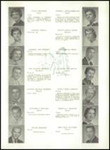 1956 Williamsport High School (closed) Yearbook Page 56 & 57