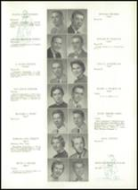 1956 Williamsport High School (closed) Yearbook Page 58 & 59