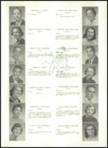 1956 Williamsport High School (closed) Yearbook Page 60 & 61