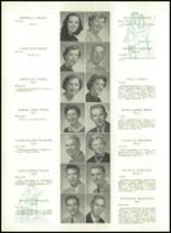 1956 Williamsport High School (closed) Yearbook Page 62 & 63