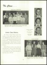1956 Williamsport High School (closed) Yearbook Page 66 & 67