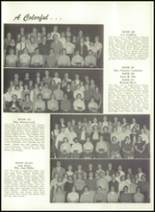 1956 Williamsport High School (closed) Yearbook Page 68 & 69
