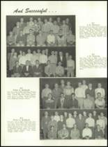 1956 Williamsport High School (closed) Yearbook Page 70 & 71
