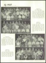 1956 Williamsport High School (closed) Yearbook Page 72 & 73